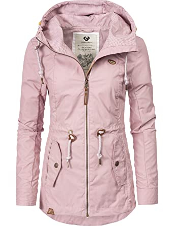 cheap for discount d0998 203de Ragwear Damen Übergangs Frühlingsjacke Monadis 8 Farben XS-XXL