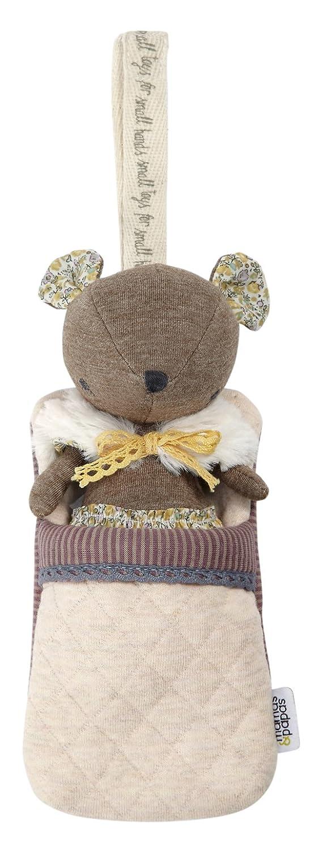 Mamas & Papas Tiny Mouse Nest - Hanging Soft Toy 7545AL400