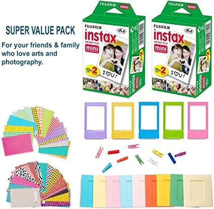 DEALS NUMBER ONE blu fuji kit and 40 film product image 2