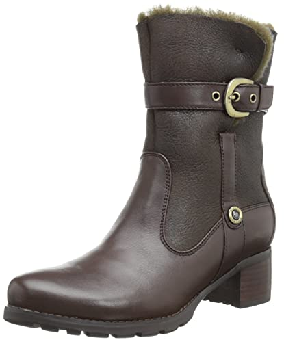Blondo Womens Fantasia Ankle BootCafe Nativo Nappa65