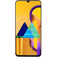 Samsung Galaxy M30s (Pearl White, 4GB RAM, Super AMOLED Display, 64GB Storage, 6000mAH Battery)