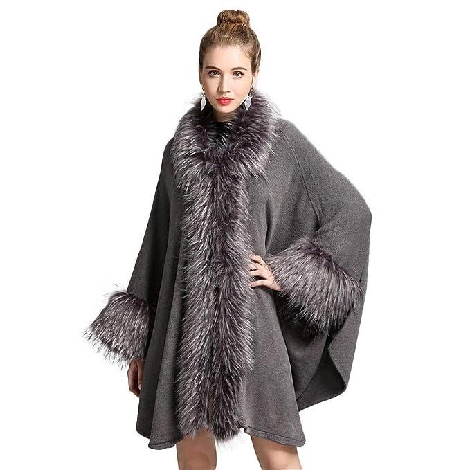 Chaqueta Piel Mujer Elegantes Moda Anchos Casual Grueso Giacche Inverno Mode De Marca Color Sólido Sintético