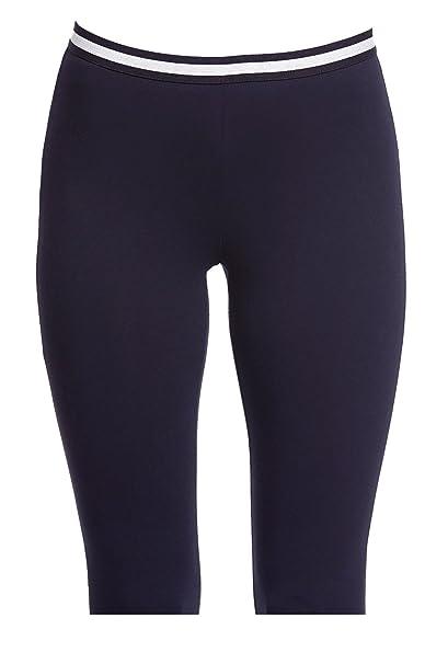f437889d6f47 Amazon.com  HUE Womens Cotton Capri Leggings  Clothing