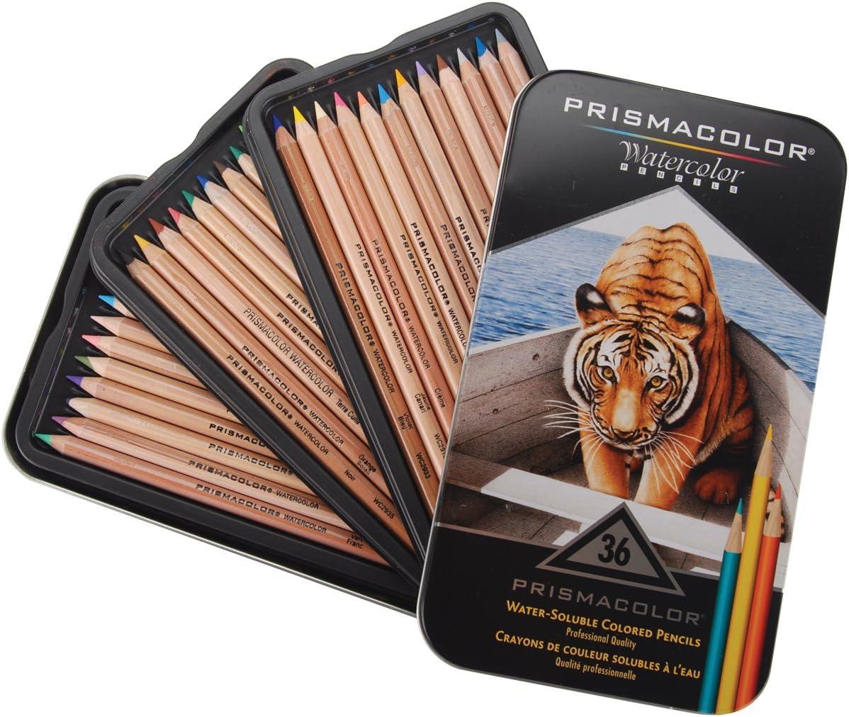 Prismacolor Premier Color Pencils | Water-Soluble Color