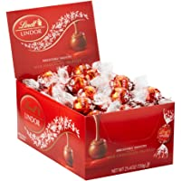 60-Count Lindt Lindor Milk Chocolate Truffles (25.4 oz)
