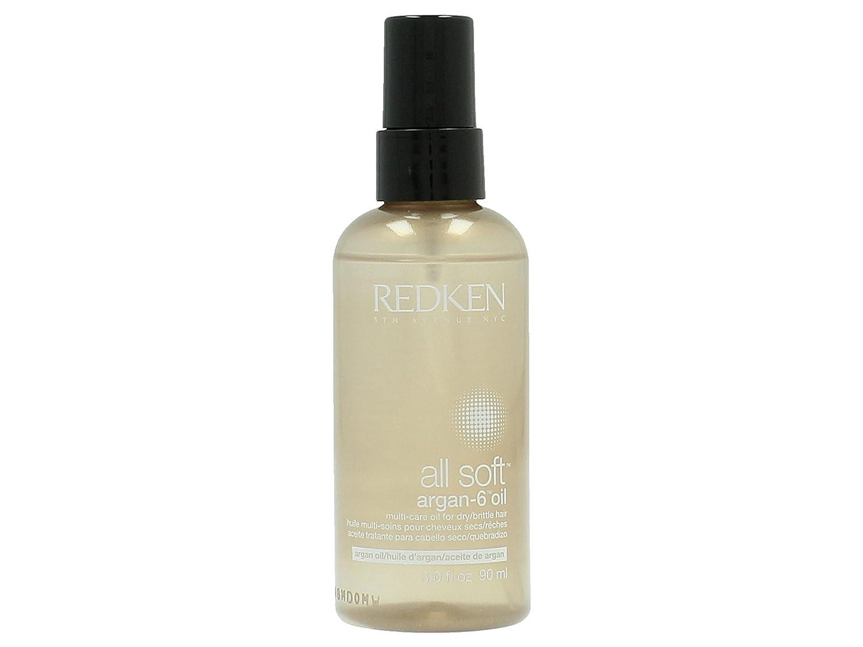 ALL huile d'argan 90ml SOFT pour cheveux secs