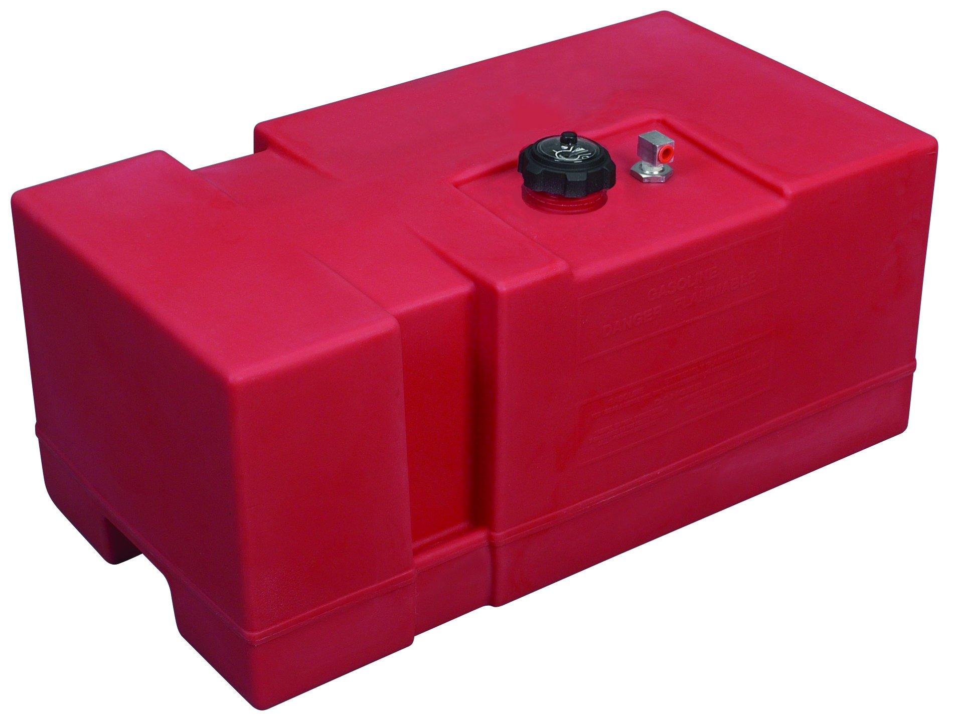 Moeller 031620, Topside Fuel Tank, 18 Gallon, 68 Liter by Moeller Marine
