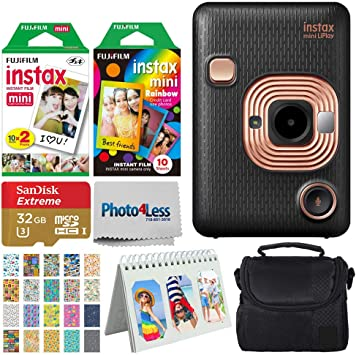 Fujifilm Fujifilm Mini LiPlay, Elegant Black product image 3