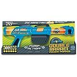 Hog Wild Atomic Double Barrel Power Popper Foam Battle Toy
