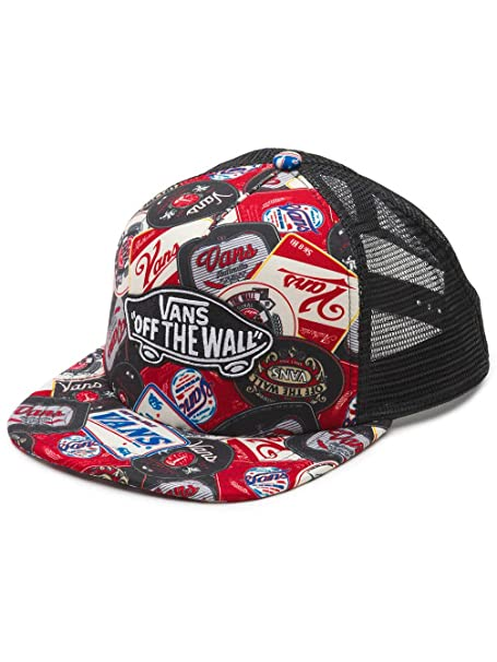 a3622e24cac Vans Off The Wall Classic Patch Beer Belly Snapback Hat Cap-Beer Belly-One  Size at Amazon Women s Clothing store