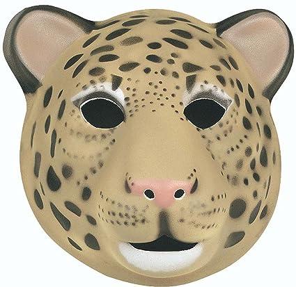 Amazon.com: Cheetah máscara (espuma): Toys & Games