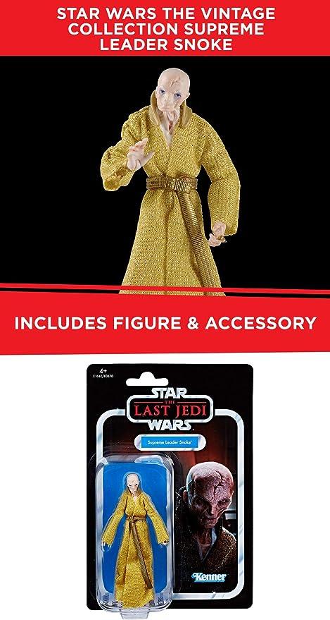 OPENBOX Star Wars The Vintage Collection Supreme Leader Snoke 3.75-inch Figure