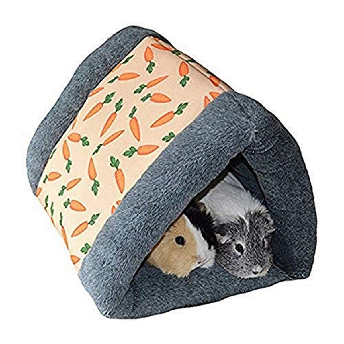 hay bag Guinea pigs w strawberries Fleece cage liner  potty pads  cuddle cup  snuggle sack  foam tunnel C/&C Midwest