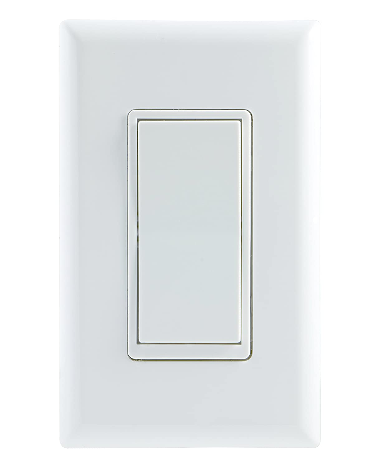 Ge Add On Switch Only For Z Wave Zigbee And Bluetooth Way Wireless Smart Lighting Controls Not A Standalone Incl White Light Almond