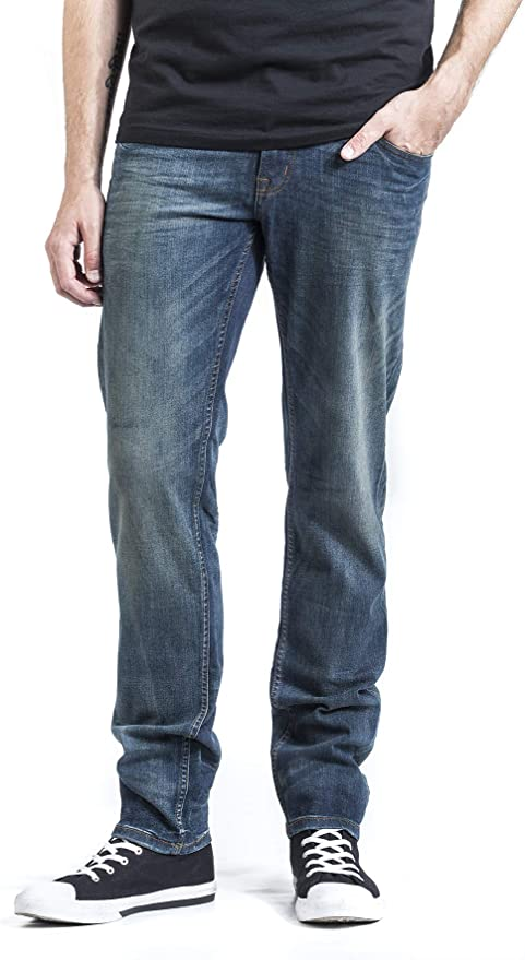 Shine Original Wardell Regular Männer Jeans blau