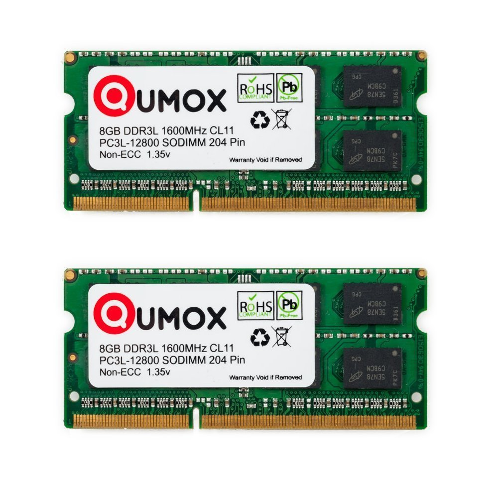 DIMM Memoria 240 Pin QUMOX 8GB DDR2 PC2-5400 667 PC2-5300 4X 2GB