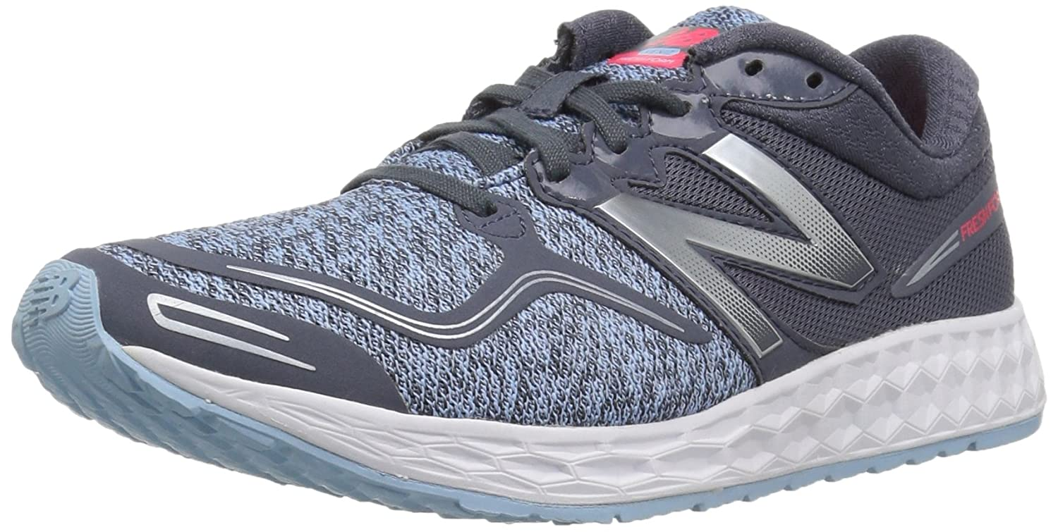 New Balance Women's Fresh Foam Veniz v1 Running Shoe B06XSDYJ6P 5 D US|Thunder/Clear Sky