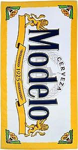 """Franco Super Soft Cotton Designer Beach Towel, 30"""" x 60"""", Modelo"""