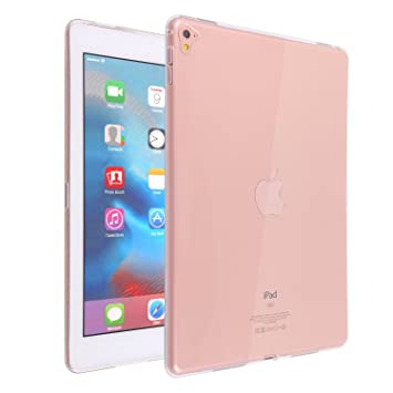 f38702a7000 Quirkio - for Apple iPad Pro Tablet 10.5 quot  2017 TPU Silicone Clear Case  Cover Ultra