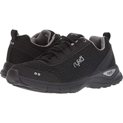 RYKA Women's Rayne Cross Training Black 8 | Fashion Sneakers
