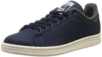 adidas Originals Stan Smith, Sneakers basses mixte adulte, Bleu (Collegiate Navy/Collegiate
