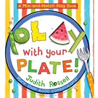 A Mix-And-Match Play Book. Play With Your Plate!