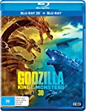 Godzilla: King Of The Monsters (3D + Blu-ray)