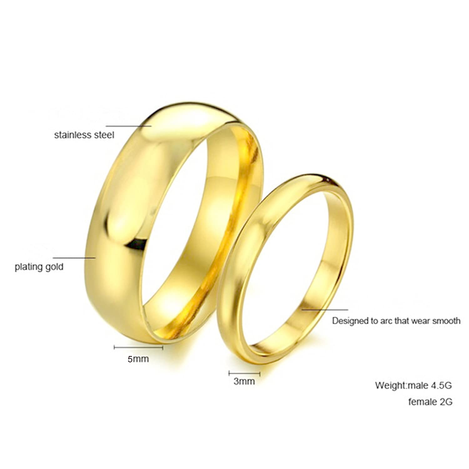 a anyone wear wedding best traditional bands gold band weddingbee in plain of rings collection
