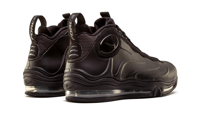 89c41933129 ... black Amazon.com NIKE Total Air Foamposite Max Tim Duncan Basketball  Shoes 472498-010 US .