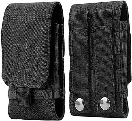Nylon Waist Bag Waterproof Pouch Sundries Pocket for Tactical Vest Outdoor Bag