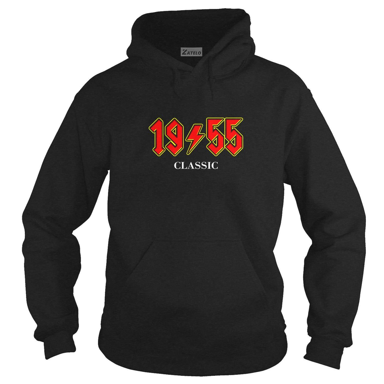 64TH Birthday Gift T Shirt 1955 Classic Rock Legend T-Shirt