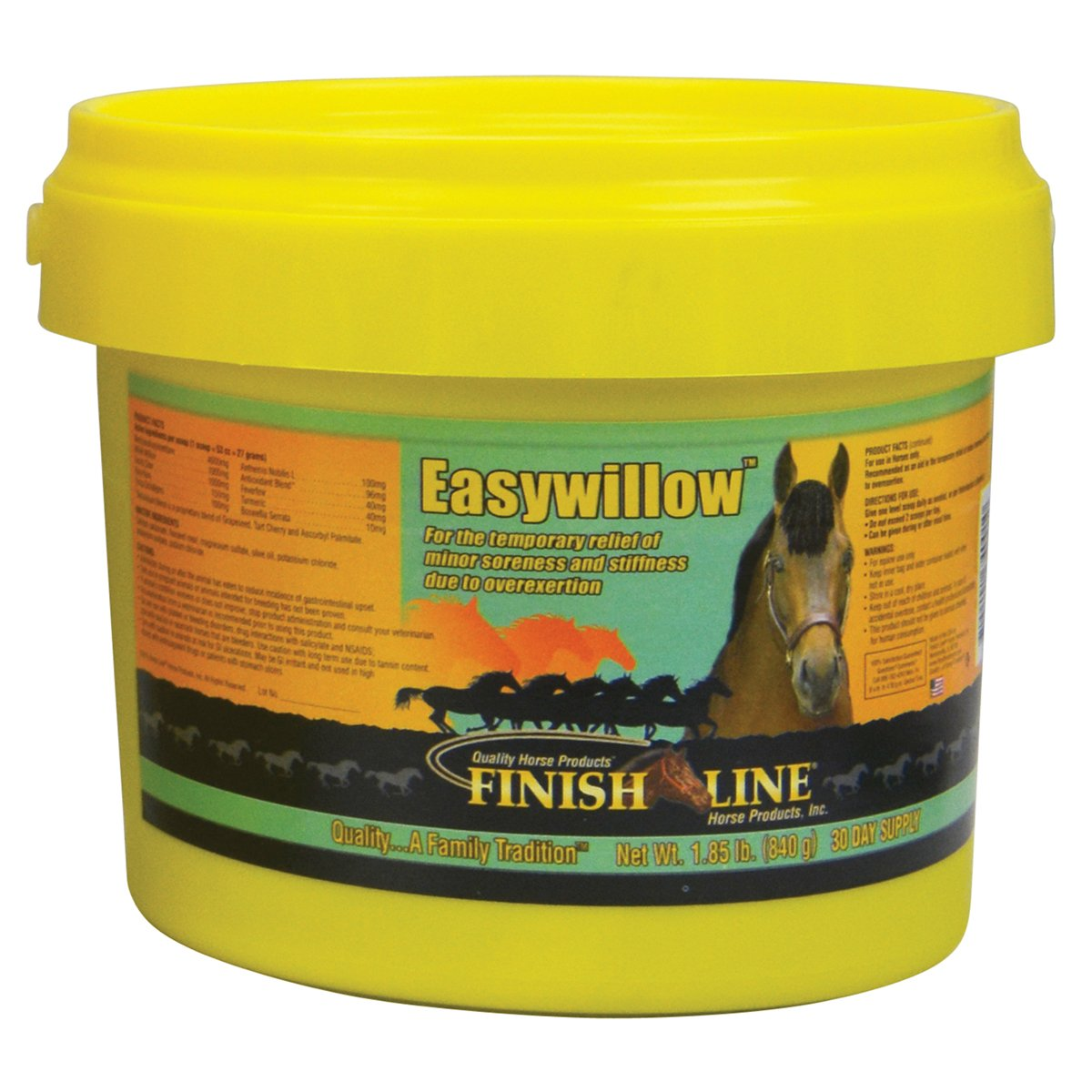Finish Line Easywillow Pain Management 1.8 lbs