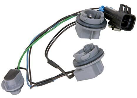 71iPz0Xmd7L._SX466_ amazon com acdelco ls237 gm original equipment tail lamp wiring tail light wiring harness at n-0.co
