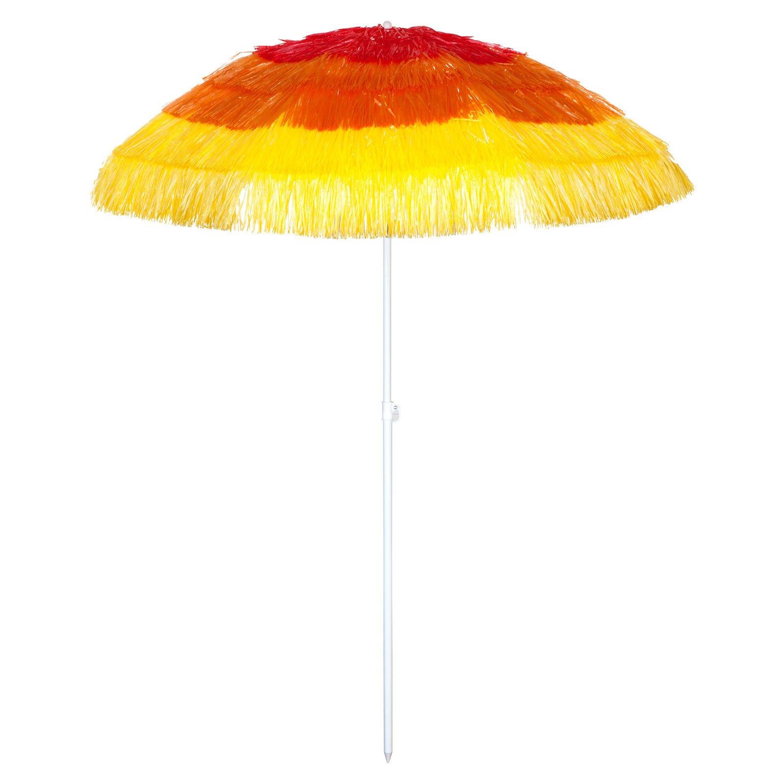 SunnyLIFE Carnival Travel Beach Umbrella - Sundowners