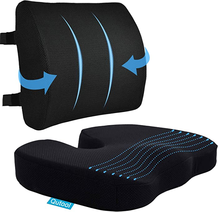 Top 10 Office Chair Cushion Butt And Back