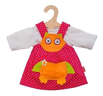 Babypuppen & Zubehör Puppen-Eulenkleid Größe 35-45 cm