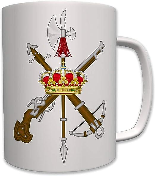 Empire of the spanish legion Fremdenlegion Legión Española - Taza #6631: Amazon.es: Hogar