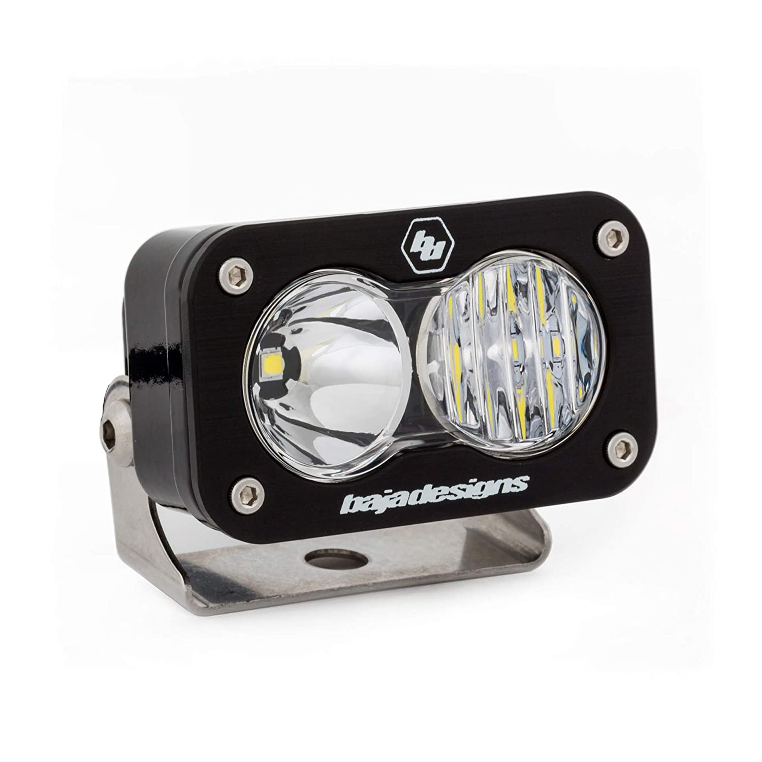 Baja Designs S2 PRO ATV LED Light Driving Combo Pattern