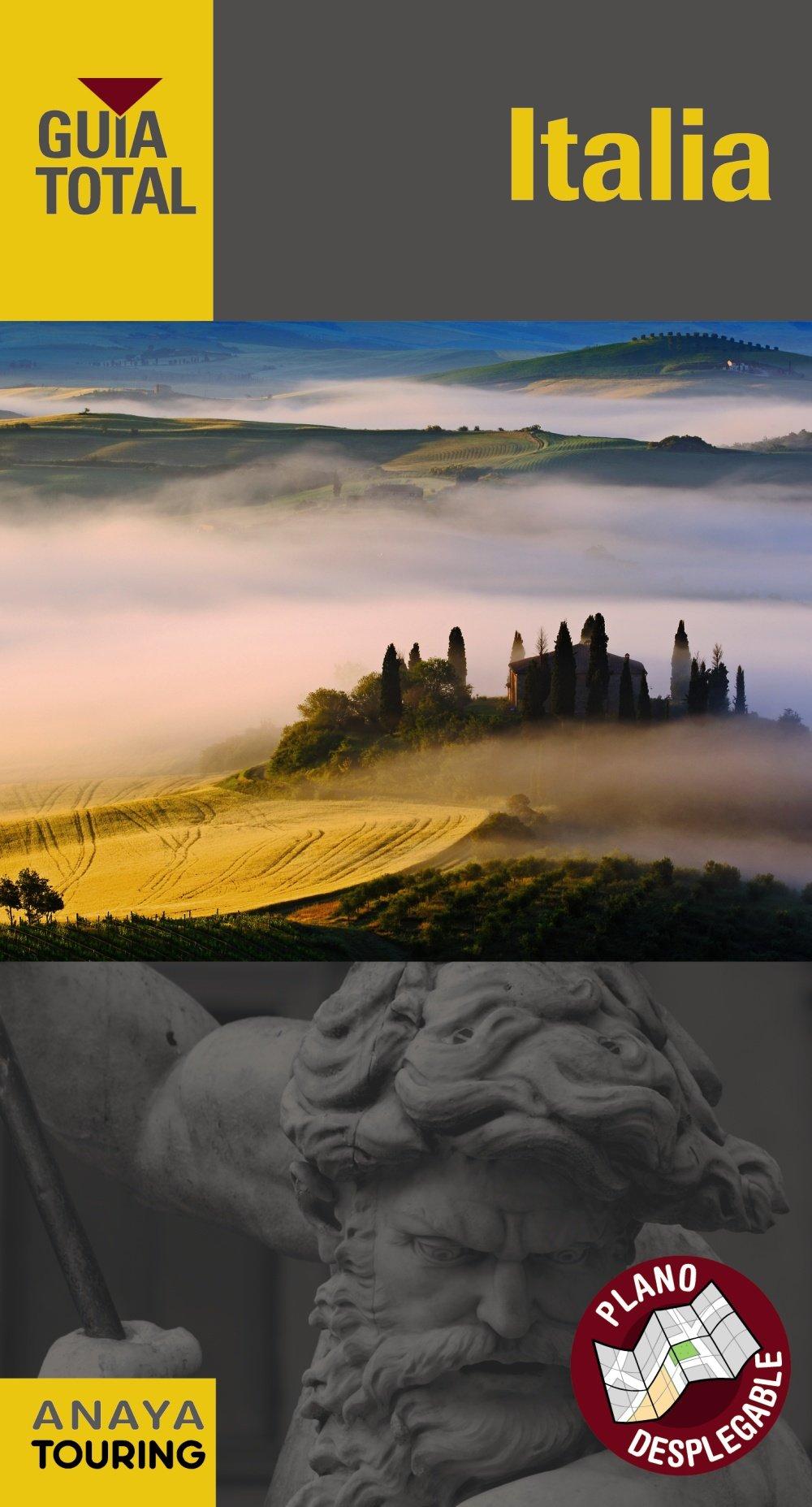 Italia (Guía Total - Internacional): Amazon.es: Touring Editore / Grupo Anaya: Libros