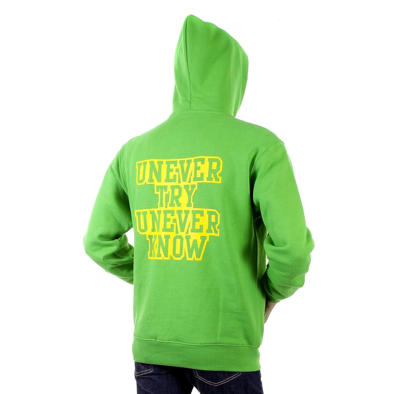 RMC Martin Ksohoh Lime Untunk Over Head Hooded Sweatshirt REDM0896