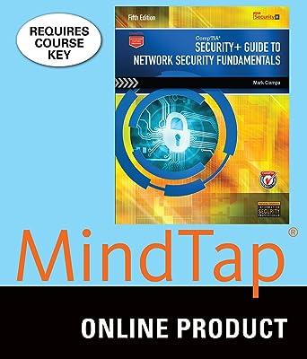 Amazoncom Mindtap Computing For Ciampas Comptia Security Guide
