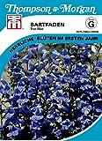 Thompson & Morgan AGK09078 Bartfaden True Blue (Bartfadensamen)