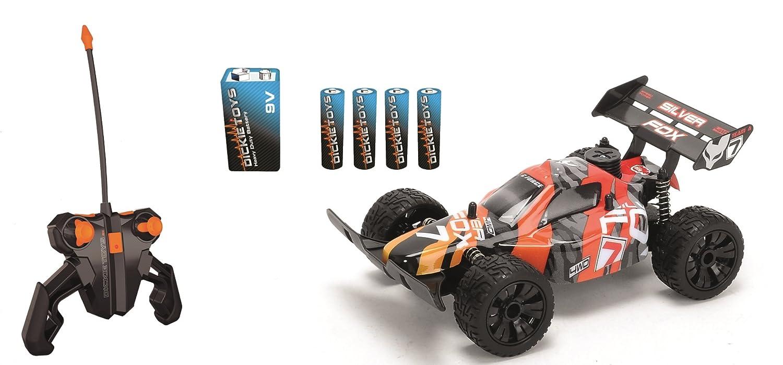 Elektrisches Spielzeug RC Silver Fox Funkferngesteuerter Buggy Elektrisches Spielzeugauto Dickie Toys