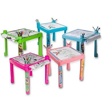 Disney Table A Dessin Table De Coloriage Activites Creatives Set