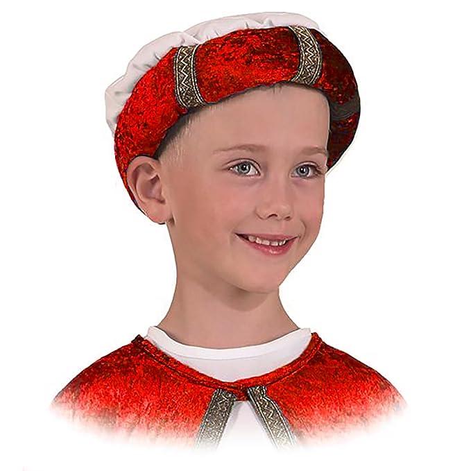 Orlob Fasching Turbante Infantil Traje de Navidad Santo Tres ...