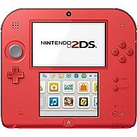 Nintendo Nintendo 2DS-Crimson Red 2 - Nintendo 2DS (Renewed)