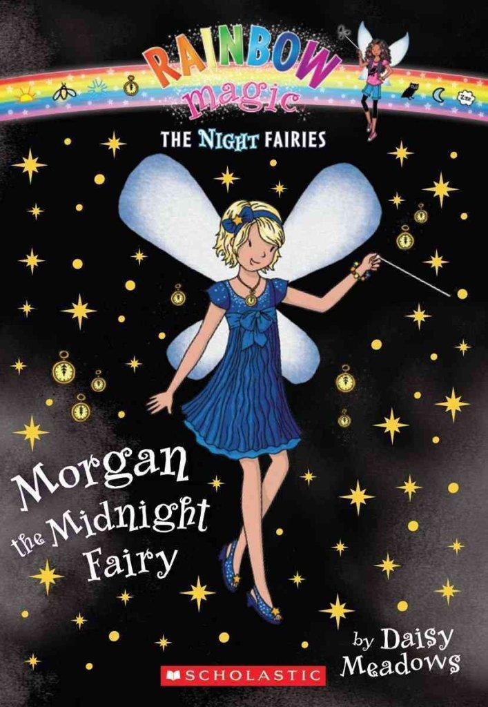 Download [Night Fairies #4: Morgan the Midnight Fairy: A Rainbow Magic Book] (By: Daisy Meadows) [published: July, 2011] pdf epub