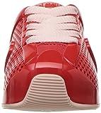 Mini Melissa Kids' Mini Love System Sneaker,Red,7