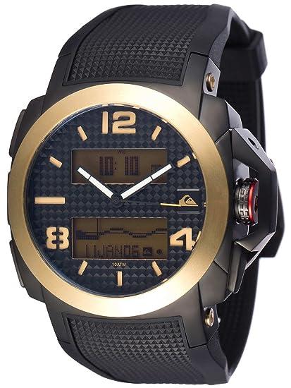 Quiksilver M148TR-BG3 - Reloj, correa de goma