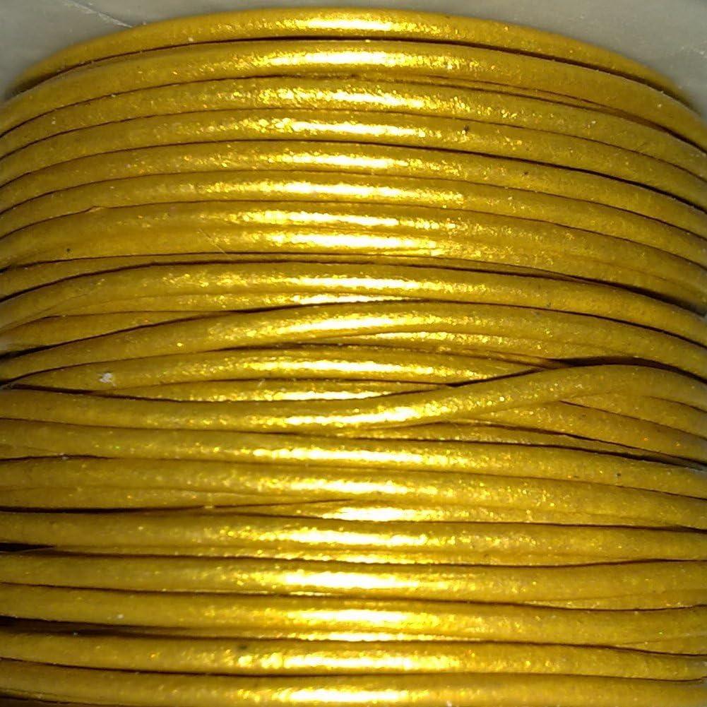 efco/ /Piel Thonging Oro 1/mm//9/M